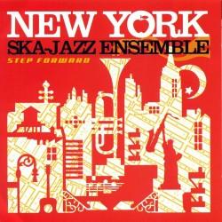 PRE-ORDER - THE NEW YORK SKA-JAZZ ENSEMBLE - Step Forward - LP