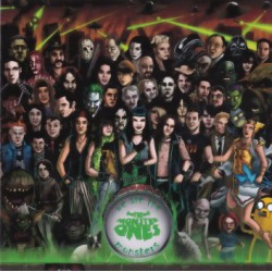 THE MONSTER ONES - We Are The Monsters - LP