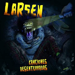 LARSEN - Canciones Desterradas - LP