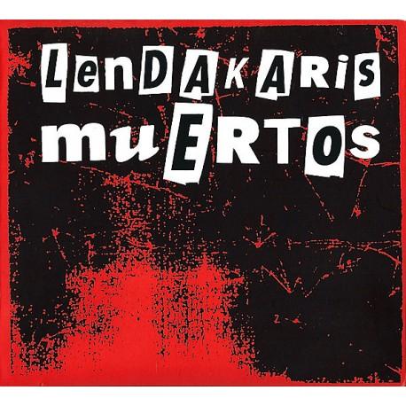 LENDAKARIS MUERTOS - Lendakaris Muertos - LP