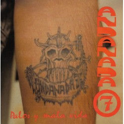 ANDANADA 7 - Palos y Mala Vida - LP