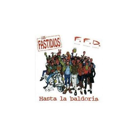 LOS FASTIDIOS / F.F.D - Hasta la Bardoria - LP