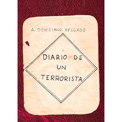 DIARIO DE UN TERRORISTA - Domi Delgado - Libro