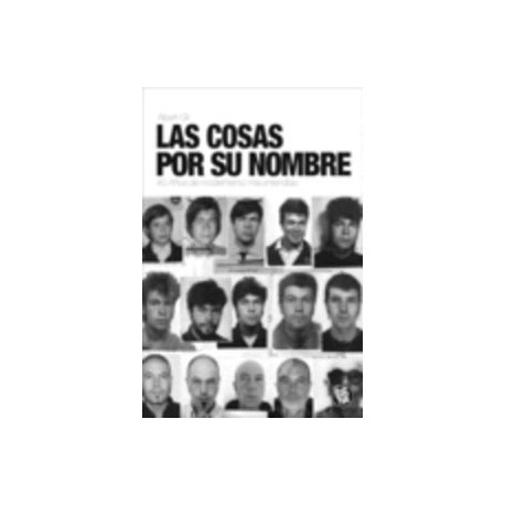 LAS COSAS POR SU NOMBRE - Albert Gil Giner - Book