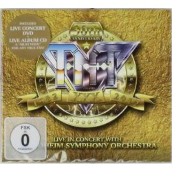 TNT - Trondheim Symphony Orchestra – 30th Anniversary 1982-2012 - CD+DVD