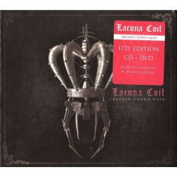 Lacuna Coil – Broken Crown Halo - CD+DVD
