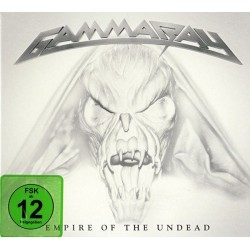 Gamma Ray – Empire Of The Undead - CD+DVD