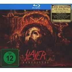 Slayer – Repentless - CD+BlueRay