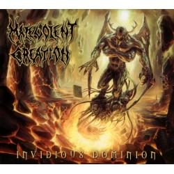 MALEVOLENT CREATION – Invidious Dominion - CD