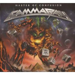 GAMMA RAY – Master Of Confusion - CD