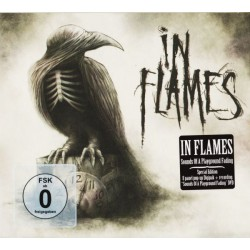 IN FLAMES– Sounds Of A Playground Fading - CD + DVD
