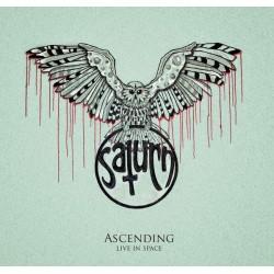 SATURN – Ascending (Live In Space) - CD