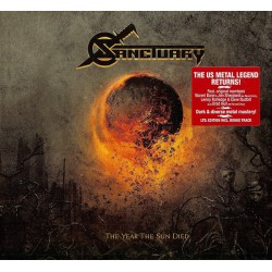 SANCTUARY – The Year The Sun Died - CD