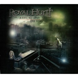ROYAL HUNT – A Life To Die For - CD + DVD