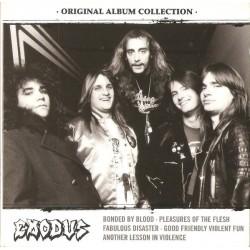 EXODUS – Original Album Collection: Discovering Exodus - CD