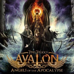 TIMO TOLKKI'S AVALON – Angels Of The Apocalypse - CD