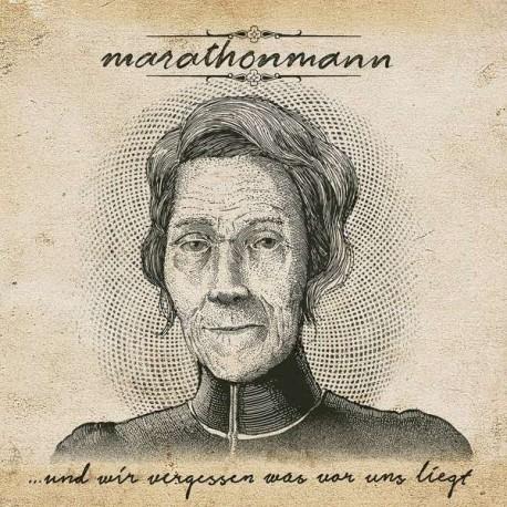 MARATHONMANN – ...Und Wir Vergessen Was Vor Uns Liegt - CD