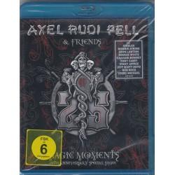 AXEL RUDI PELL – Magic Moments: 25th Anniversary Special Show - BLUERAY