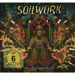 SOILWORK – The Panic Broadcast - CD+DVD
