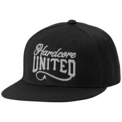 Harcore United REFLECTORE Cap - BLACK