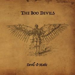 """THE BOO DEVILS - Devil-O-Matic - 7"""""""