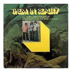 THEM - Them In Reality - LP