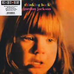 "GORDON JACKSON - Thinking Back - LP+7"""