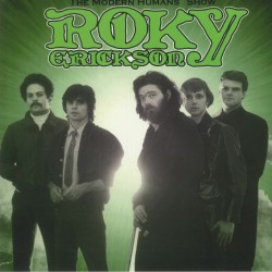 ROKY ERICKSON AND THE ALIENS - The Modern Humans' Show - LP