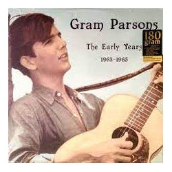 GRAM PARSONS & THE SILOS - The Early Years 1963-1965 - LP