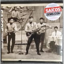 LOS SAICOS - ¡ Demolicion ! The Complete Recordings - LP