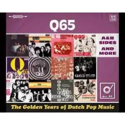Q 65 - The Golden Years Of Dutch Pop Music (A&B Sides And More) - 2xCD