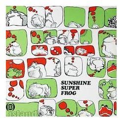 WYNDER K. FROGG - Sunshine Super Frog - LP