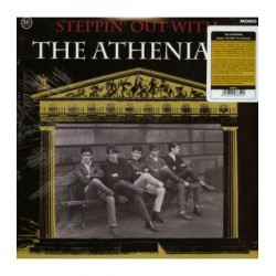 THE ATHENIANS - Steppin' Out With The Athenians - LP