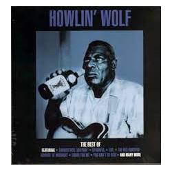 HOWLIN' WOLF - The Best Of Howlin' Wolf - LP
