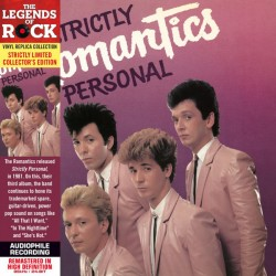 THE ROMANTICS - Strictly Personal - CD