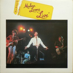 THE MODERN LOVERS - Live - LP