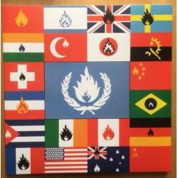 STIFF LITTLE FINGERS - Flags & Emblems - LP