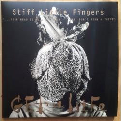 STIFF LITTLE FINGERS - Get A Life - LP