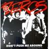 THE ZEROS - Don't Push Me Around ( Rare & Unreleased Classics From '77 ) - LP