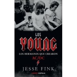 LOS YOUNG - Jesse Fink - Book