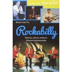ROCKABILLY - Lopey Foy , Manuel - Book