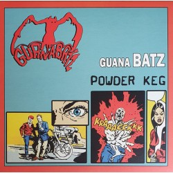 THE GUANA BATZ - Powder Keg - LP