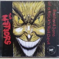 THE METEORS - Bastard Sons Of A Rock 'N' Roll Devil - CD